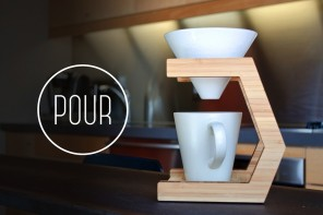 POUR Coffee Brewer