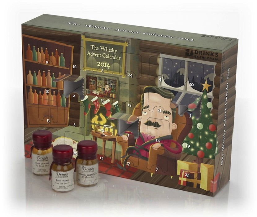 Masters Of Malt Advent Calendars The Coolector