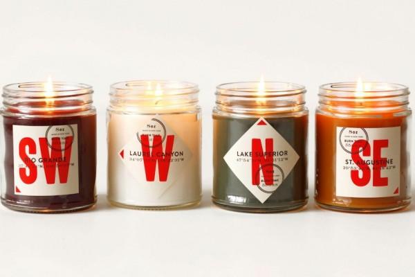cardinal candles