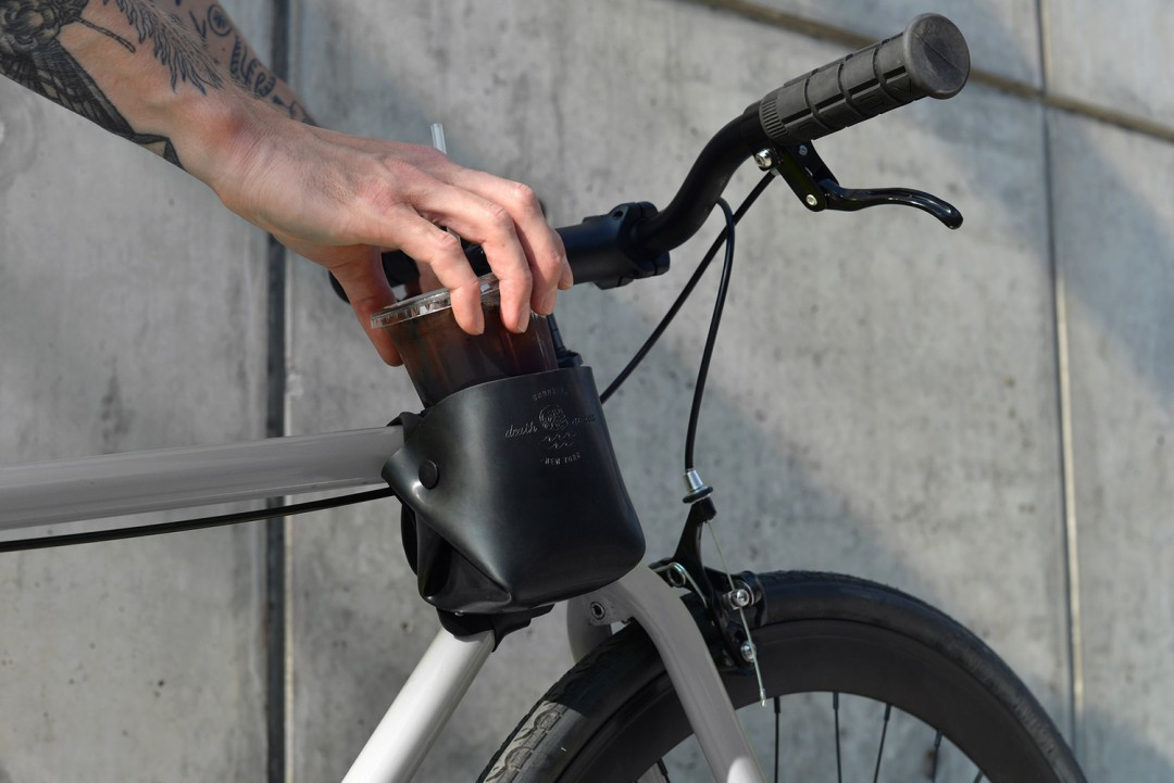 Death At Sea Bicycle Cup Holder The Coolector