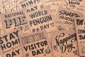 2015 Calendar of Silly Holidays