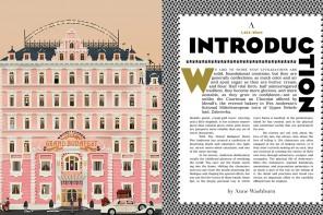 The Grand Budapest Hotel Book