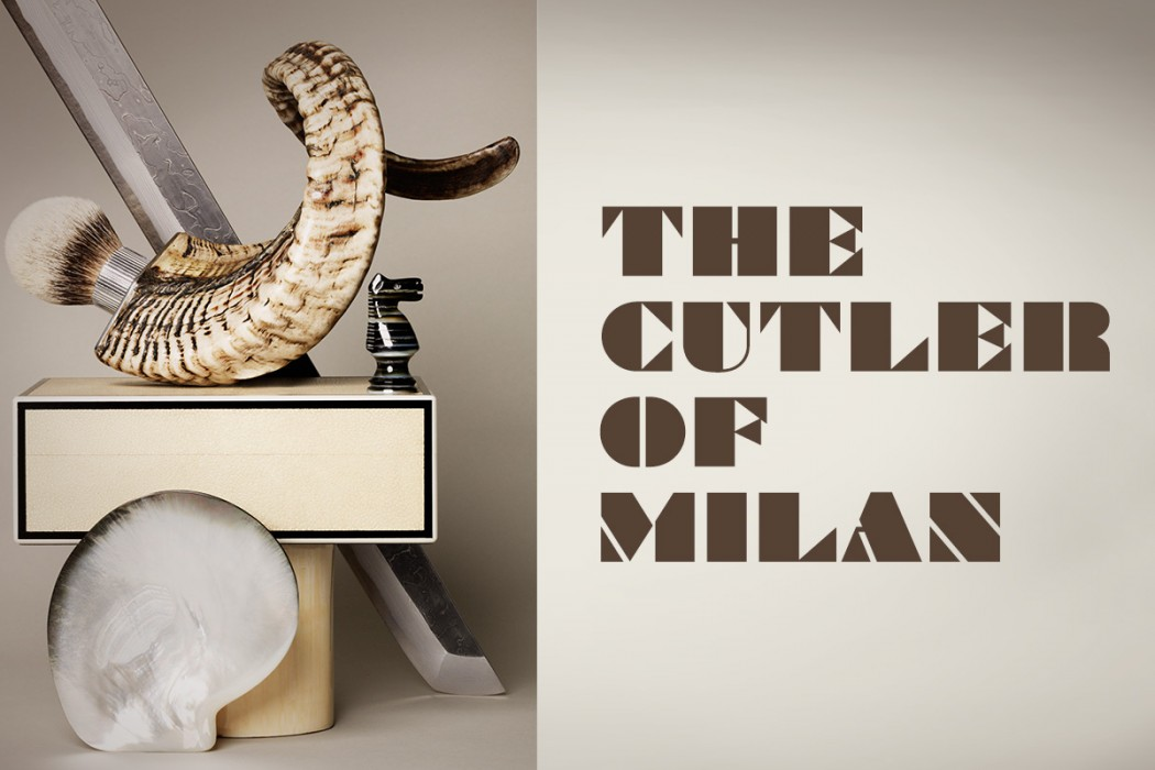 Dunhill Cutler Of Milan Exhibition The Coolector