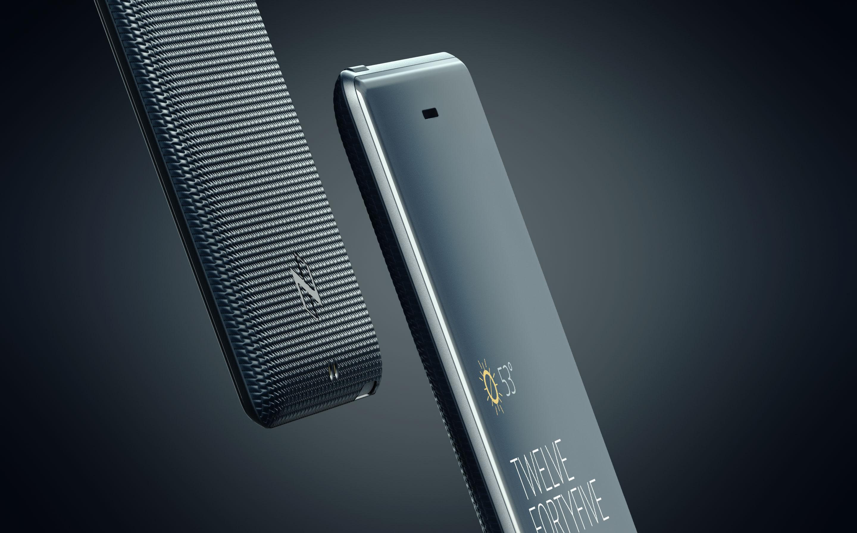 Pocket screen