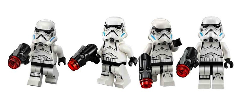 Star Wars Lego The Coolector
