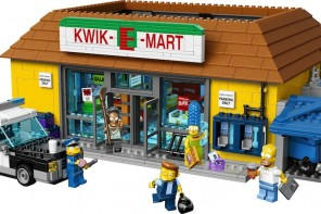 Simpsons LEGO Kwik-e-Mart