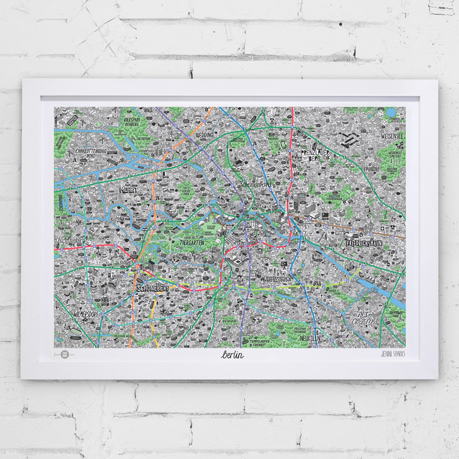 Germany-Illustrated-map-of-BERLIN3