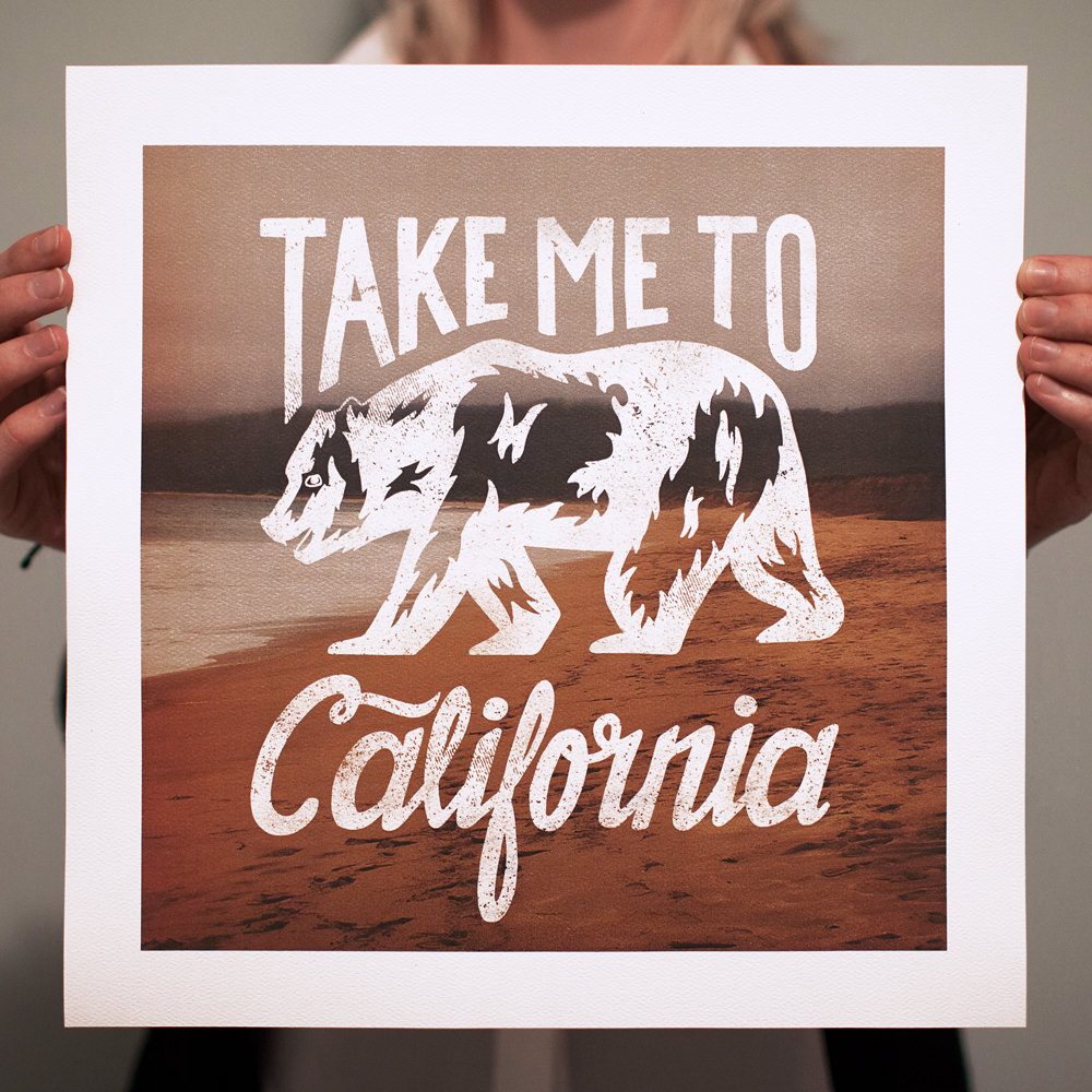 Take-Me-To-California-Poster-Nicholas-Moegly