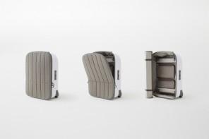 Nendo Suitcase