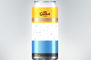 The Simpsons Beer