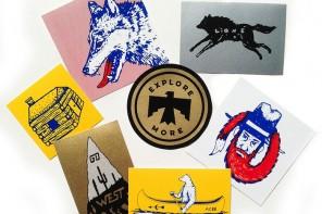 Sam Larson Sticker Packs