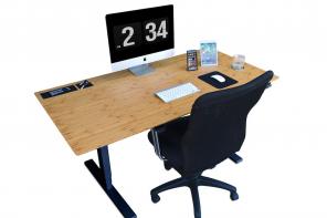 iSkelter LIFTPro Electric Desk