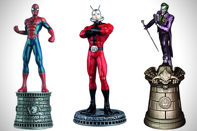 Marvel-vs-DC-Superhero-Chess-Pieces-2