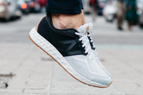 New Balance Fresh Foam Zante Sweatshirt Sneakers