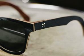 Shwood Canby Select Atlantic Sunglasses