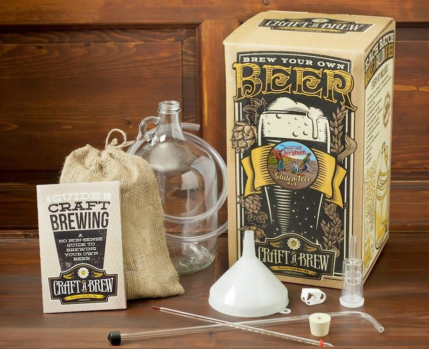 Check out Best Home Brewing Kit Every Beginners Need at https://diyprojects.com/best-home-brewing-kit/