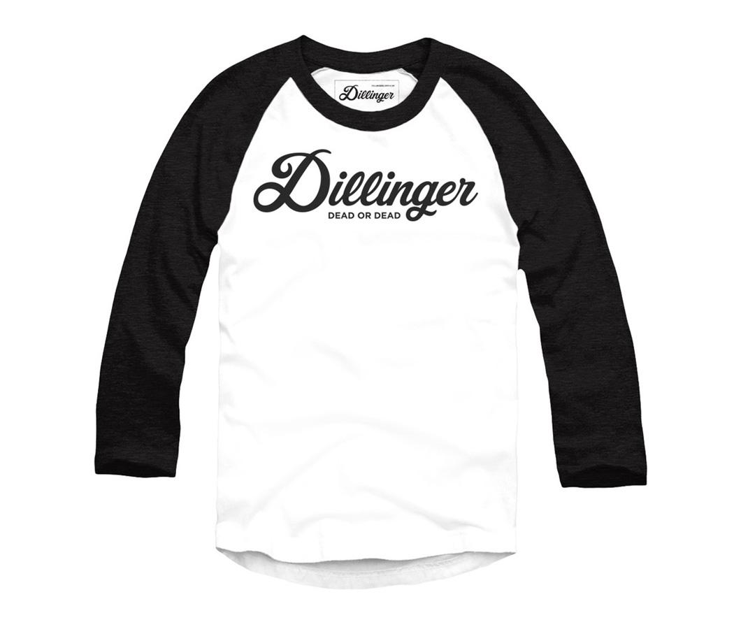 dillinger-raglan-tee