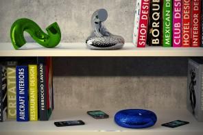 Jarre AeroTwist Bluetooth Speaker