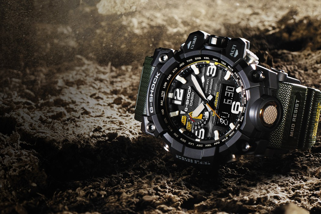 Casio G Shock Mudmaster Watch The Coolector