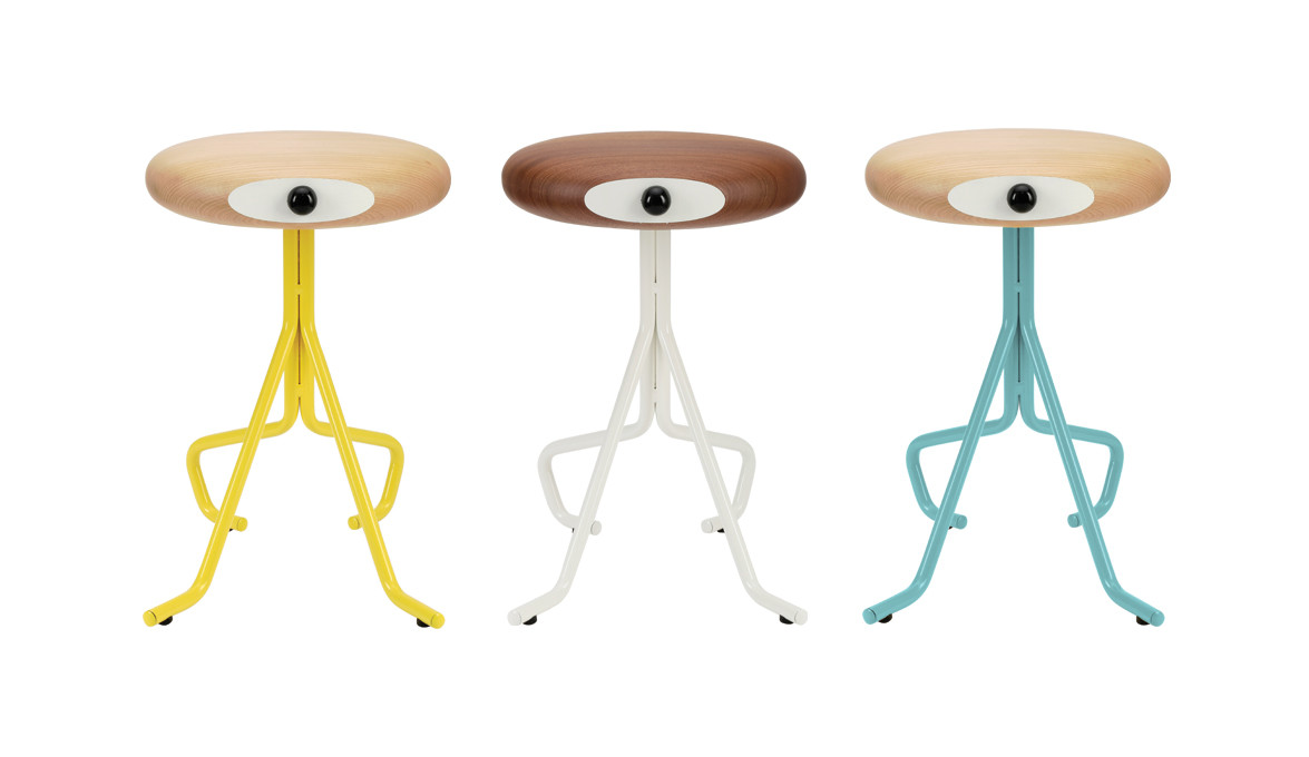 Phillip Grass Companion Stool The Coolector - Companion stools phillip grass