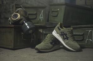 Footpatrol x ASICS Tiger Gel-Lyte III Squad Sneakers
