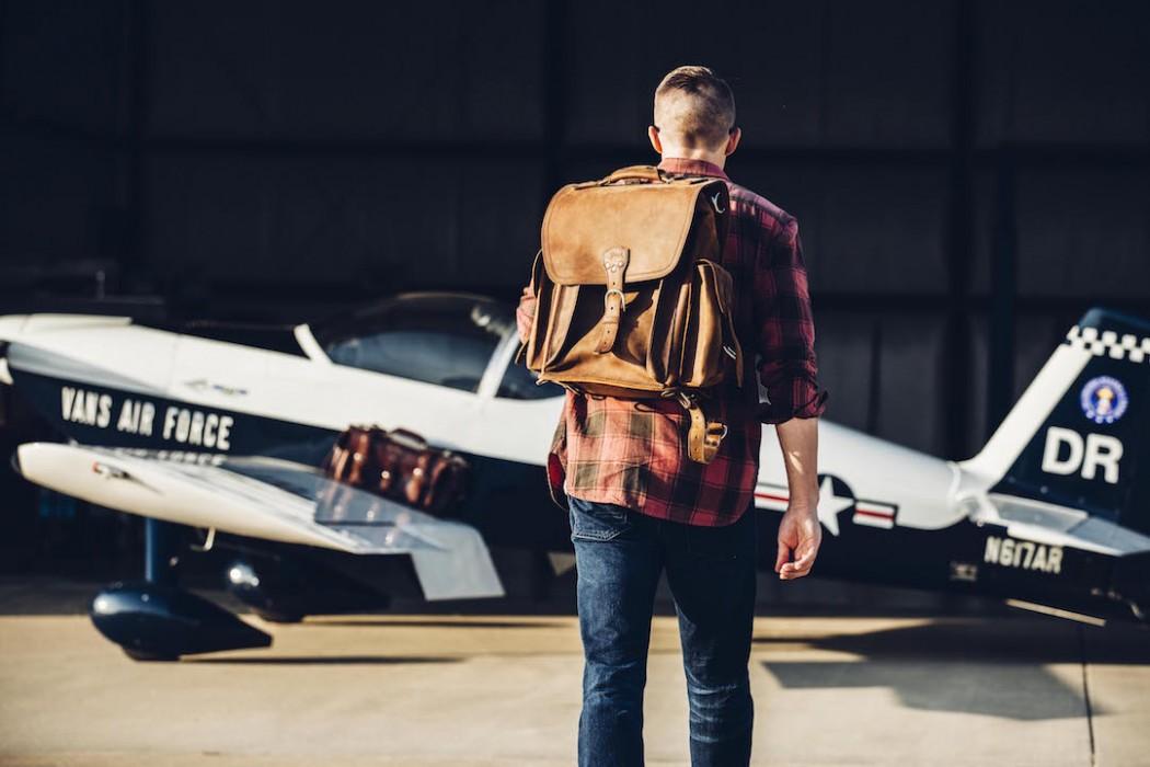 Saddleback Simple Backpack The Coolector