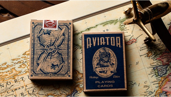 aviator-heritage-edition-playing-cards