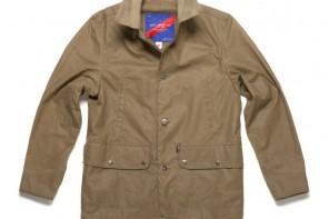Best Made Co Light Waxed Jacket