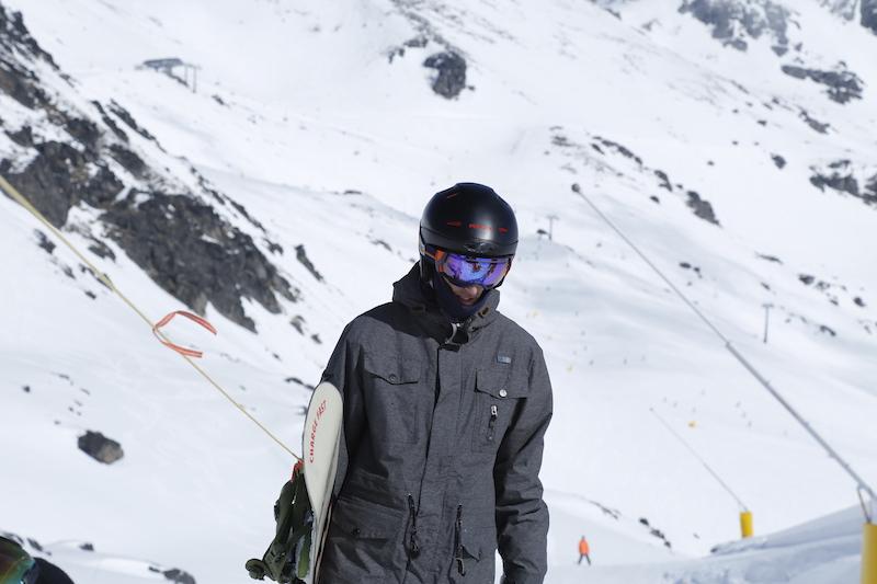 Snowboarderblack