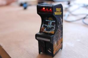 TinyCircuit Tiny Arcade