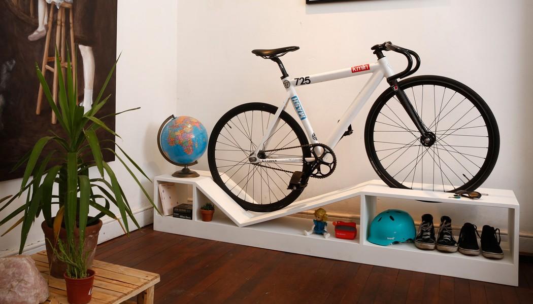 Manuel Rossel Bike Storage Furniture The Coolector