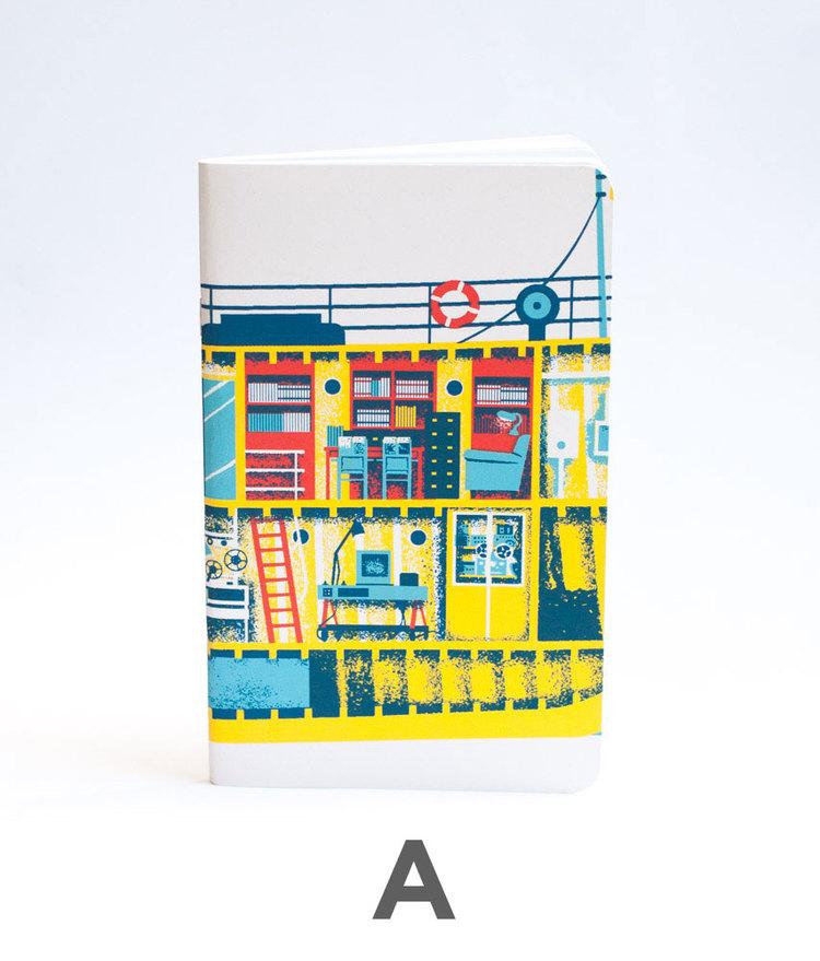 Notebook-5x8-A