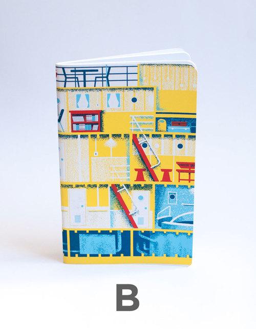 Notebook-5x8-B
