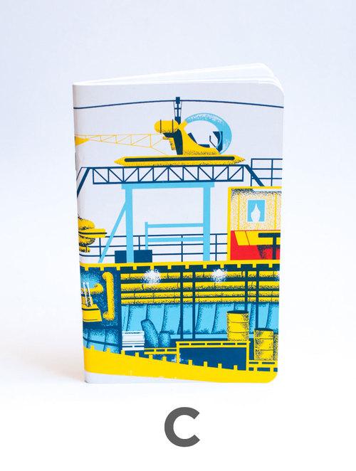 Notebook-5x8-C