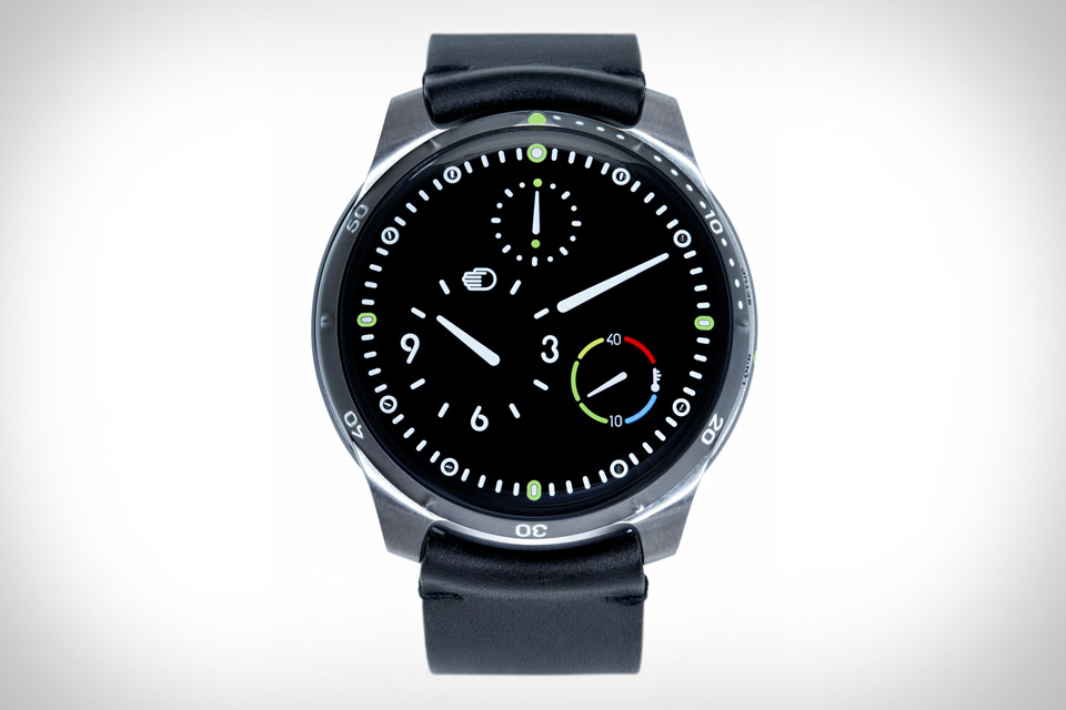 Ressence type 5 watch the coolector for Ressence watches
