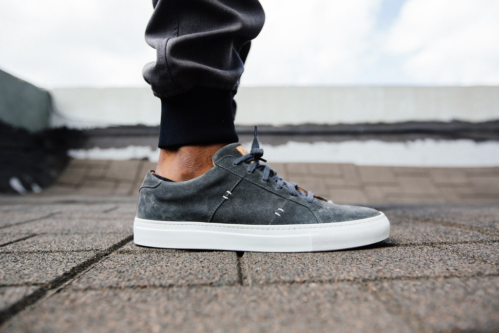 Greats Royal Suede Sneakers | The Coolector