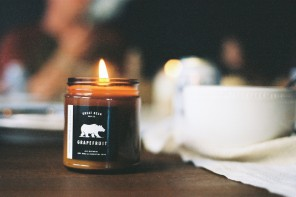 Great Bear Wax Co Candles
