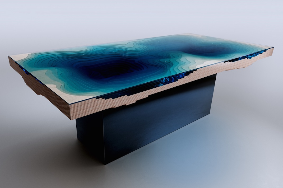 Duffy London Abyss Dining Table The Coolector