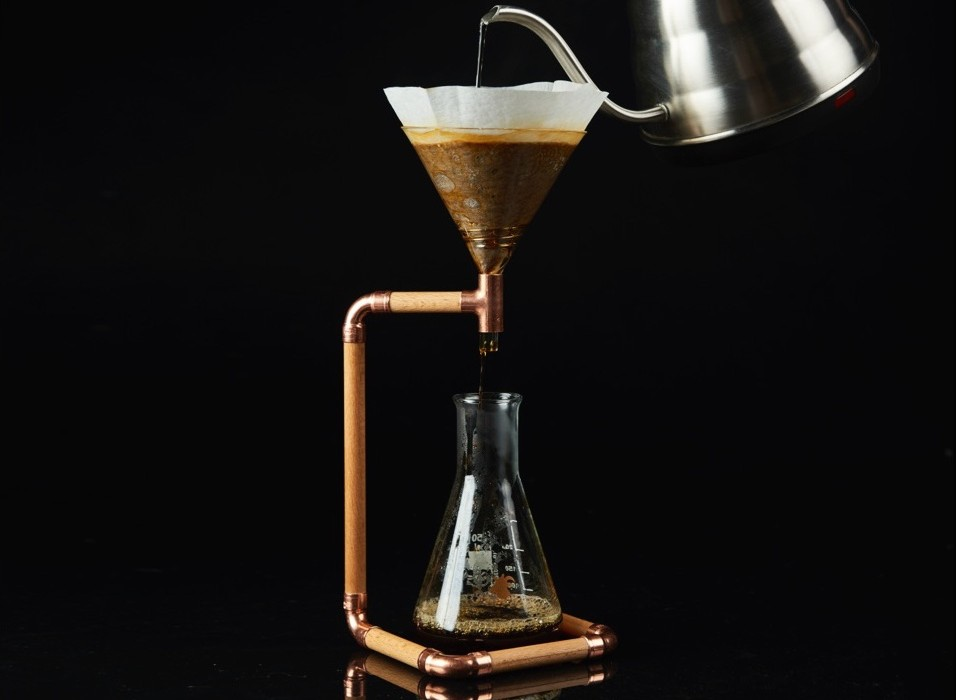 Pour Over Coffee Maker Vs Drip : Goat Story G-Drip Pour Over Coffee Maker The Coolector