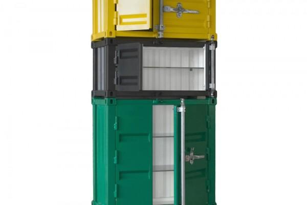 pandora shipping container