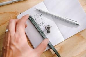 Work Hard Anywhere Ruler Bracelet