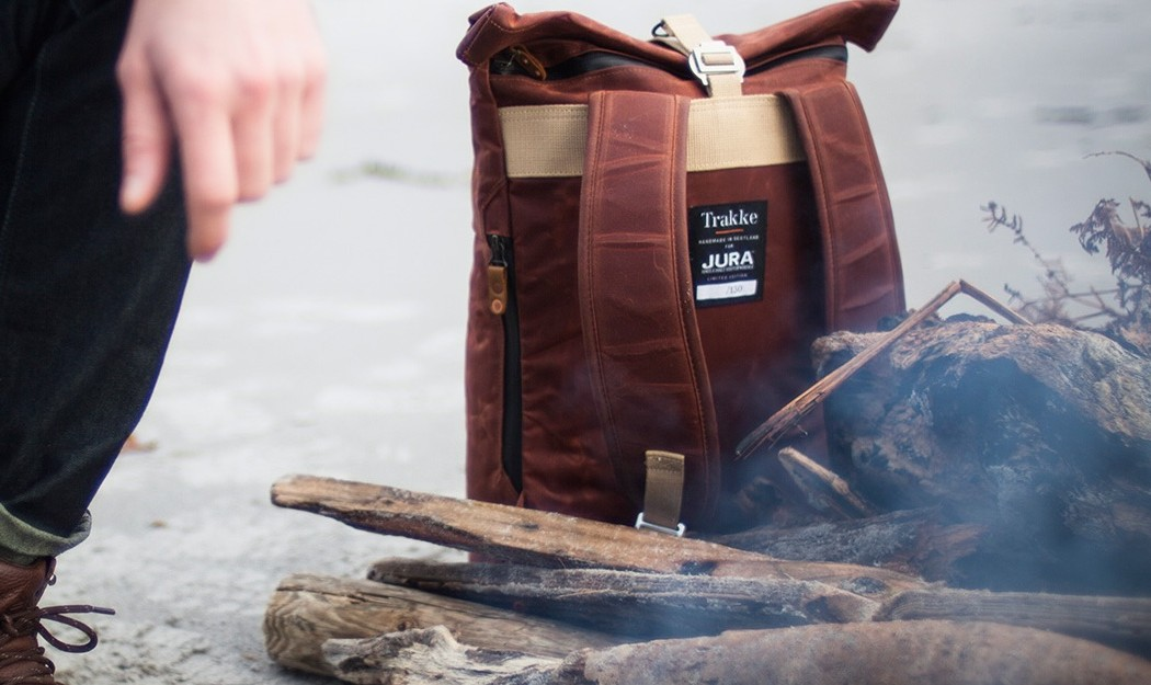 Trakke X Jura Whisky Backpack The Coolector