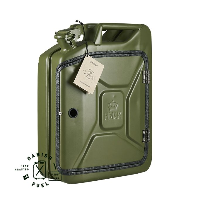 Danish Fuel Jerry Can Bar