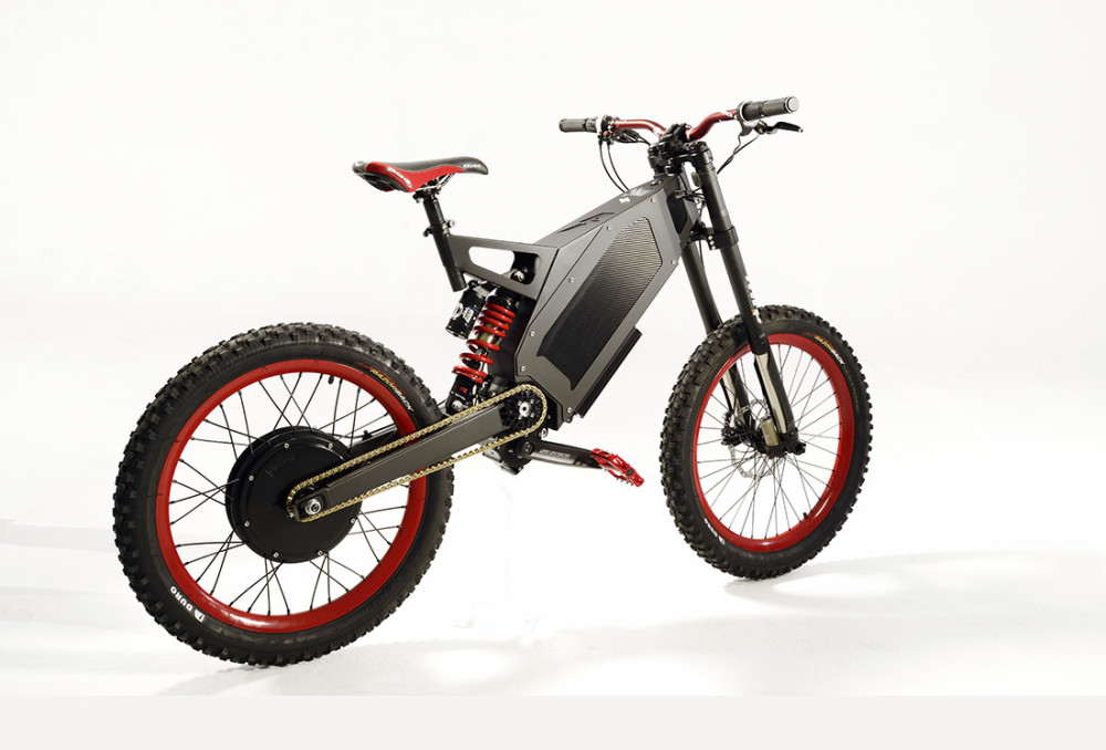 Stealth B 52 Bomber Electric Bike The Coolector