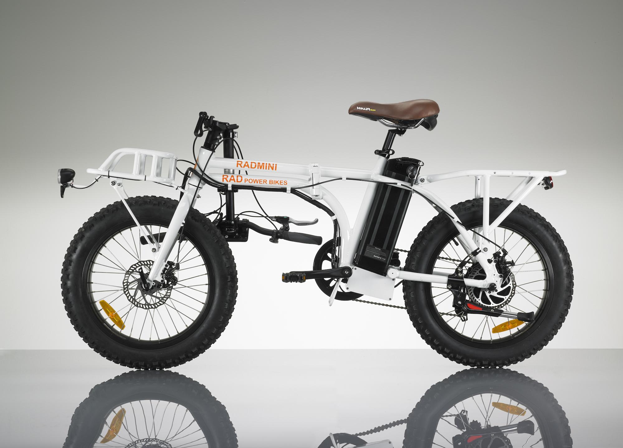 radmini electric bike the coolector. Black Bedroom Furniture Sets. Home Design Ideas