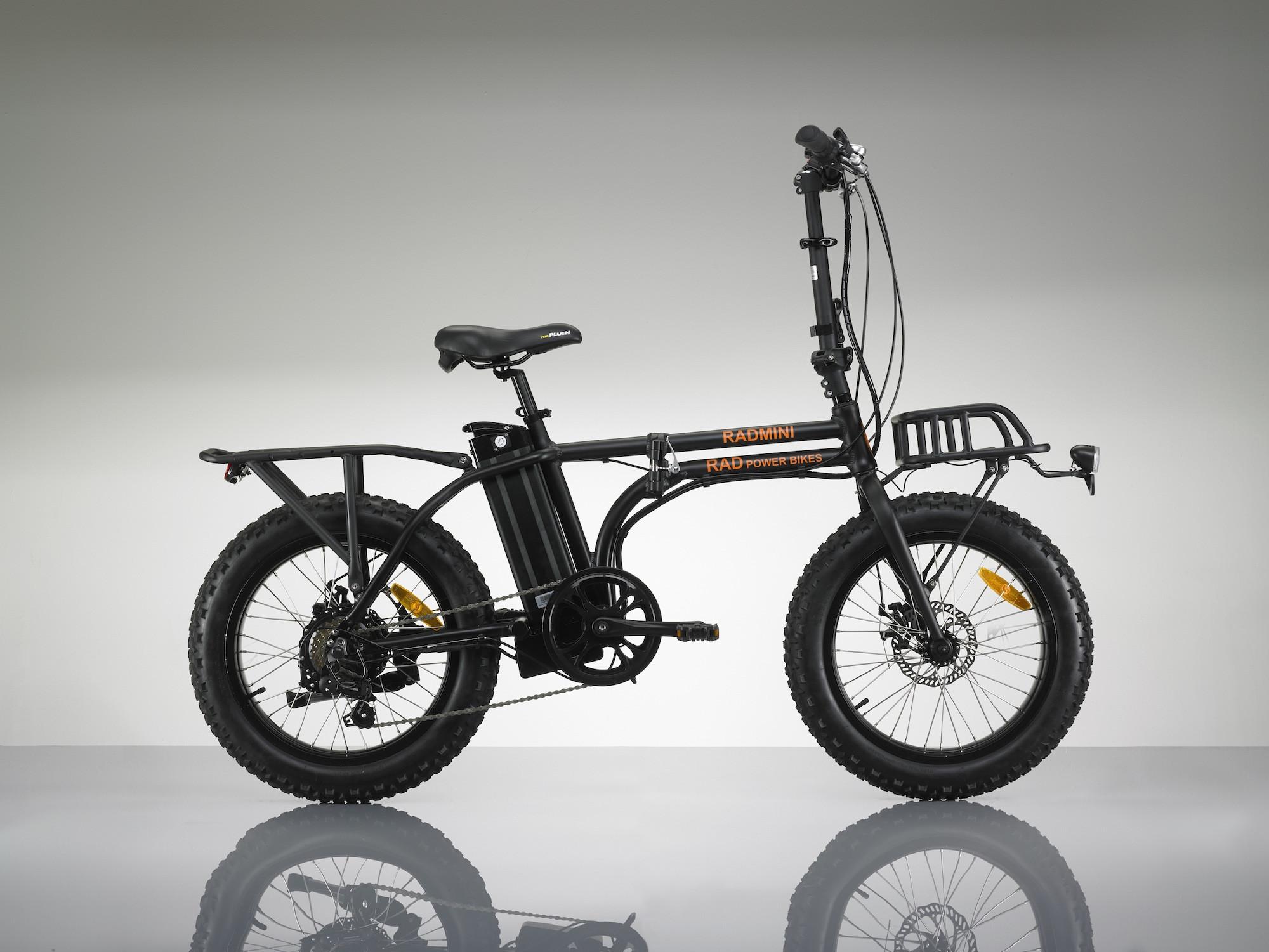 Radmini Electric Bike The Coolector