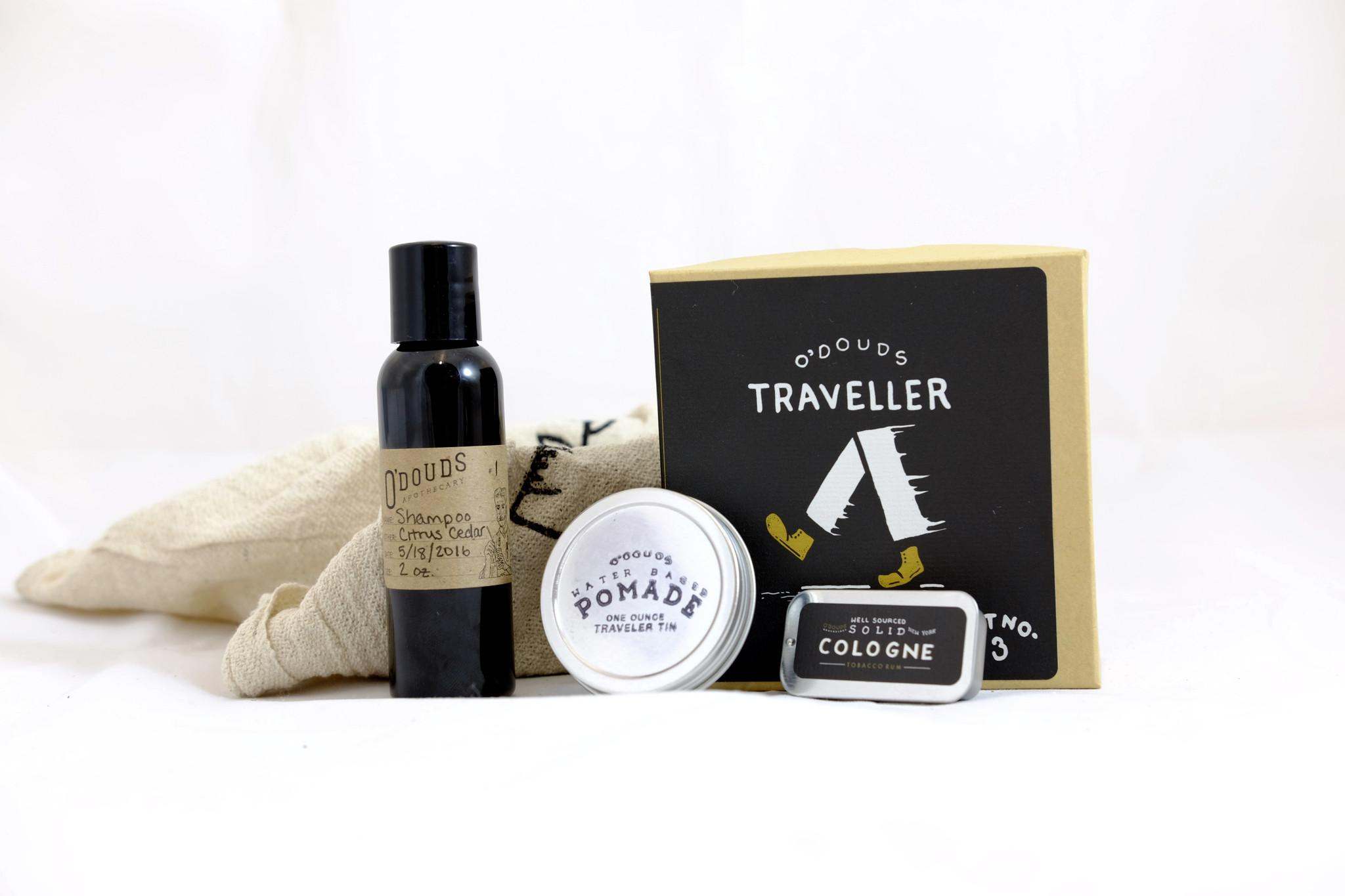 TravellerKitUnpacked