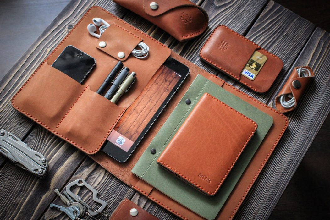 Insidegift Leather Goods The Coolector