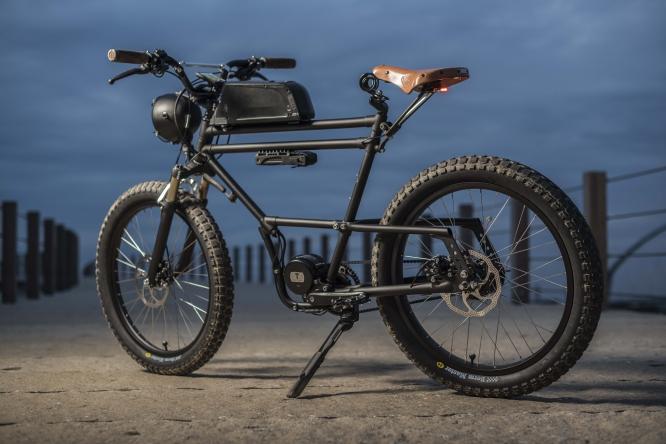 Scrambler Bike 11