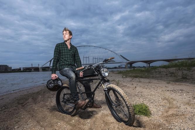 Scrambler Bike 12